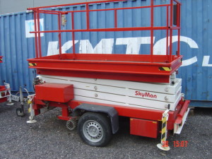 Skyman_90_S___Trailer_mounted_scissor_lift_2006_mod