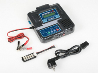 QUICK CHARGER 12/220V, MAX 90/120W, ALL BATTERY TYPES